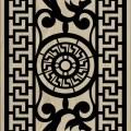 Decorative Slotted Panel 205 Pattern PDF File