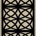 Decorative Slotted Panel 21 Pattern PDF File