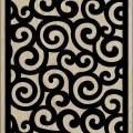 Decorative Slotted Panel 26 Pattern PDF File