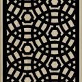 Decorative Slotted Panel 430 Pattern PDF File