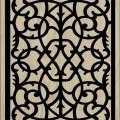Decorative Slotted Panel 45 Pattern PDF File