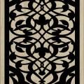 Decorative Slotted Panel 546 Pattern PDF File