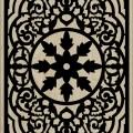 Decorative Slotted Panel 57 Pattern PDF File