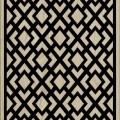 Decorative Slotted Panel 594 Pattern PDF File