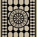 Decorative Slotted Panel 63 Pattern PDF File