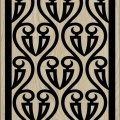 Decorative Slotted Panel 73 Pattern PDF File