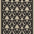 Decorative Slotted Panel 75 Pattern PDF File