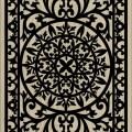 Decorative Slotted Panel 80 Pattern PDF File