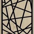 Decorative Slotted Panel 81 Pattern PDF File