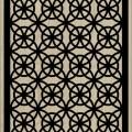 Decorative Slotted Panel 89 Pattern PDF File