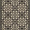 Decorative Slotted Panel Pattern 001 PDF File