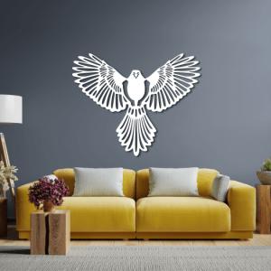 Freedom - Bird Metal Wall Art, Metal Wall Decor, Metal Wall Art
