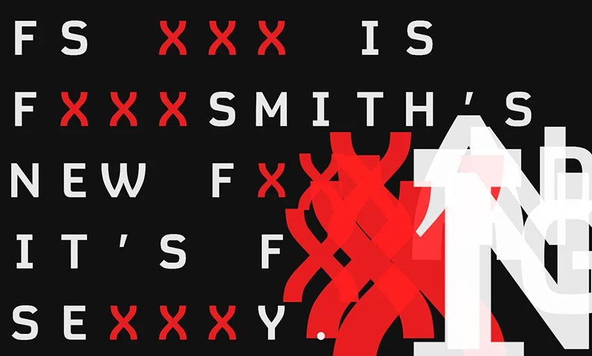 Fontsmith launch new digital typeface too flexible to name: FS Untitled