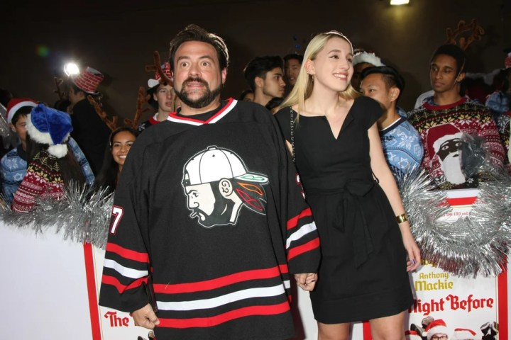 Kevin Smith's troll-schooling inspires creativity
