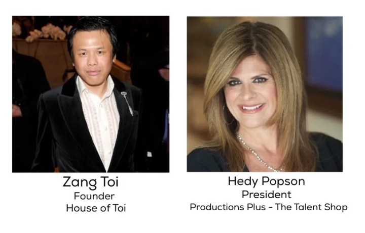 Rising Fashion Designer Zang Toi Expected to Take the Naias 2017 by Storm
