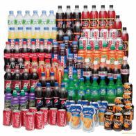 soda choices