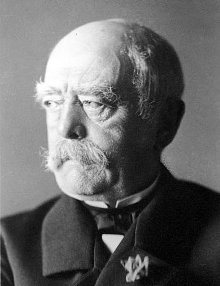 S-a descoperit singura înregistrare audio cu cancelarul Otto von Bismarck