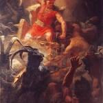 Thor cel mai puternic dintre zei