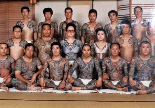 Yakuza supravieţuieşte crizei economice