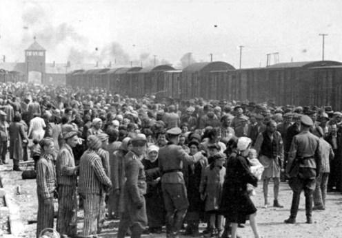 Imaginile despre lagărele naziste crează oroare 2