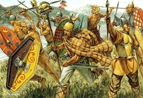Celts_Warriors