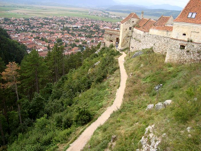 Cetatea țărănească Râșnov