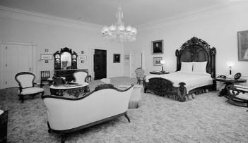 Dormitorul bântuit al lui Lincoln (2)
