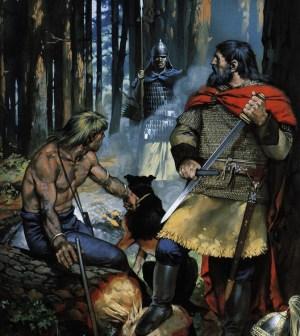 Ariaric, regele vizigot care a federalizat goţii (3)
