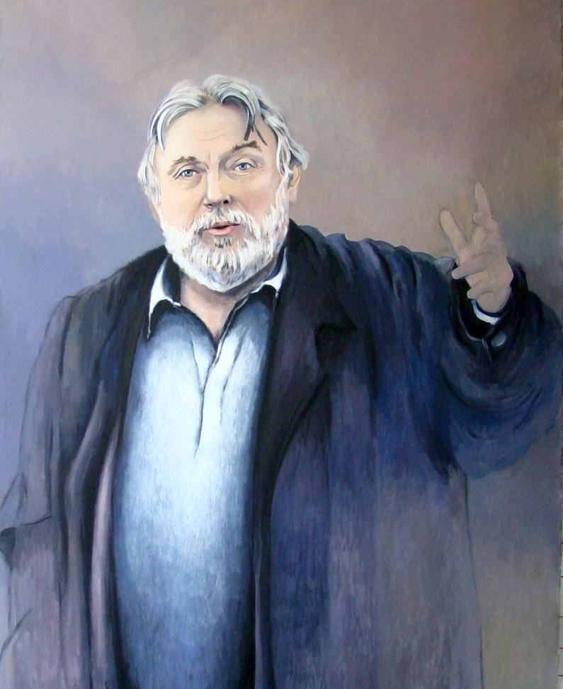 Paul Tudor, un pictor oltean remarcabil