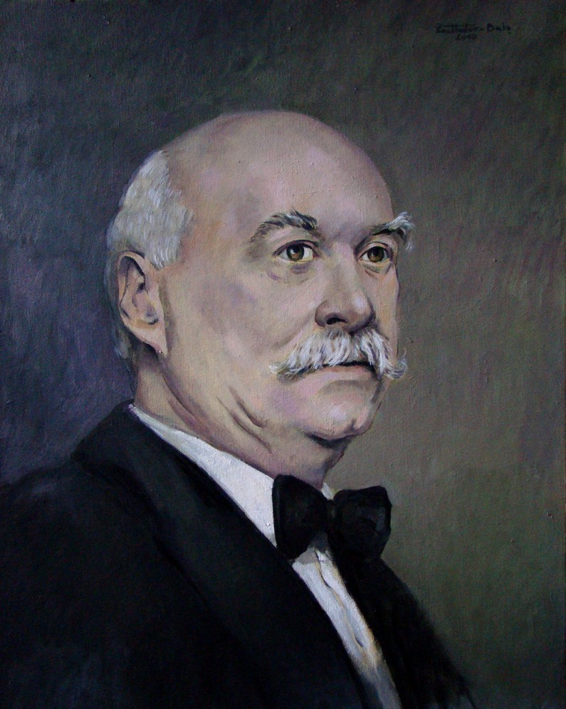 Paul Tudor, un pictor oltean remarcabil - TUDOR 1