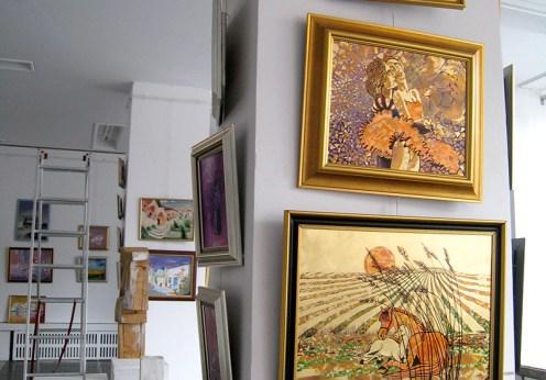 Paula Tudor, o pictoriţă care uimeşte mereu şi sensibilizează (5)