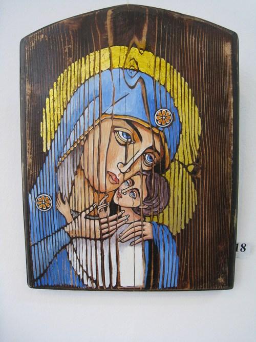 Paula Tudor, o pictoriţă care uimeşte mereu şi sensibilizează (6)