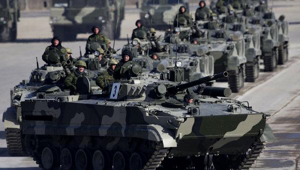 Rusia şi-a schimbat doctrina militară şi poate ataca nuclear oricând (1)