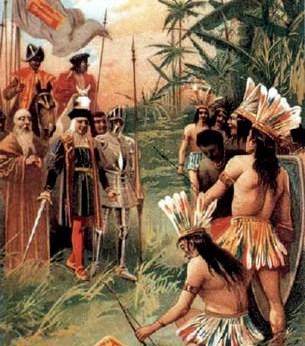 Genocidul populaţiei taino din Antile (2)