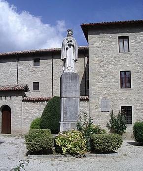 Sfânta Veronica Giuliani a tărit experienţa căsătoriei mistice