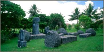 Coloanele megalitice din insulele Mariane (1)