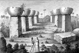 Coloanele megalitice din insulele Mariane (3)