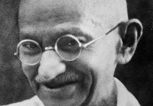 Portrait_Gandhi