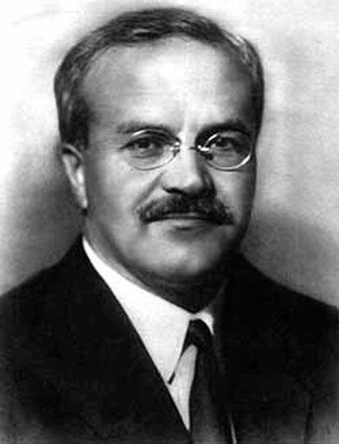 V.M. Molotov