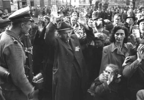 Deportarea evreilor din Budapesta