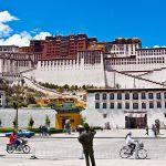 Palatul Potala din Lhassa, Tibet