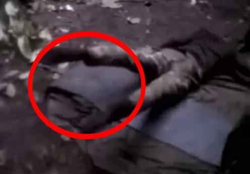Soldat atacat de o vrăjitoare cu ajutorul unui spirit malefic
