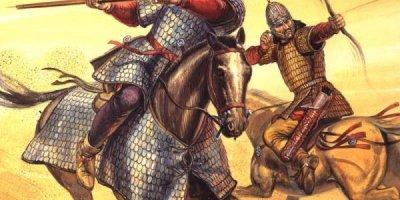 călăreţi sarmaţi