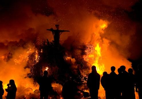 Witch-burning