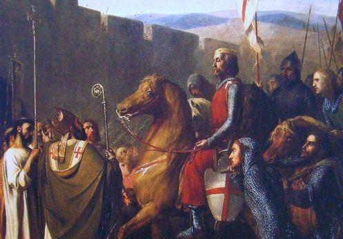 Baldwin_of_Boulogne_entering_Edessa_in_Feb_1098