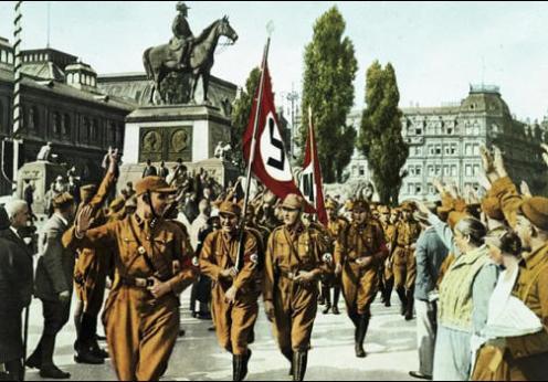 Brownshirt Parade 1929