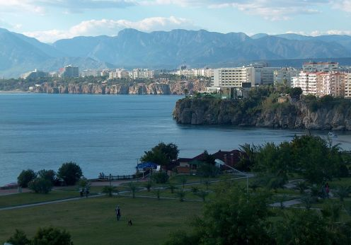 Antalya_falezler