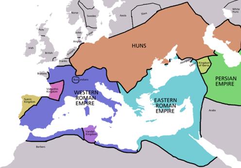 Când începe Evul Mediu?