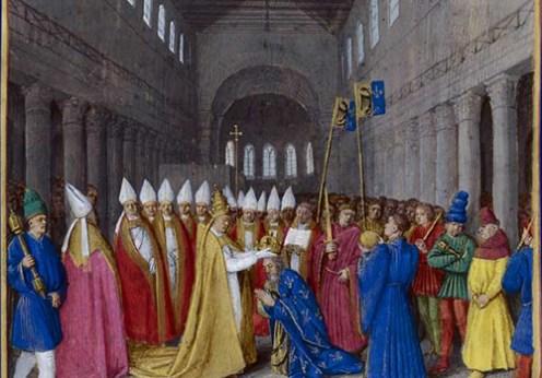 Carol cel Mare şi femeile din viaţa lui
