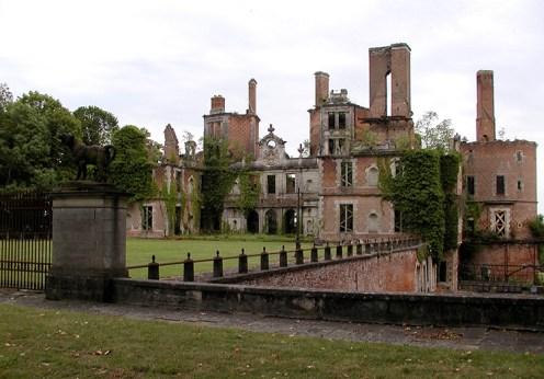 Enigma castelului de la Randan